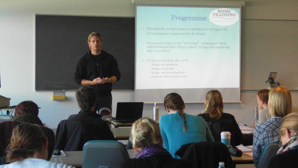 Foredrag og kurser