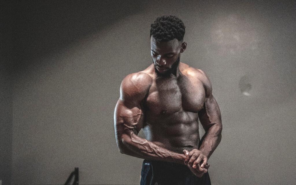 Muskelvækst