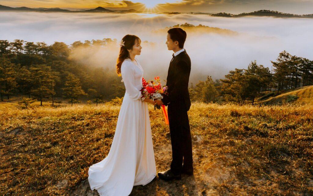 Bryllupsklar